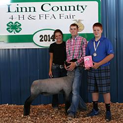 Berry Farms Winners